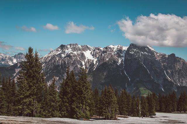 Saalfelden-Leogang - Saalachtaler Höhenweg 02