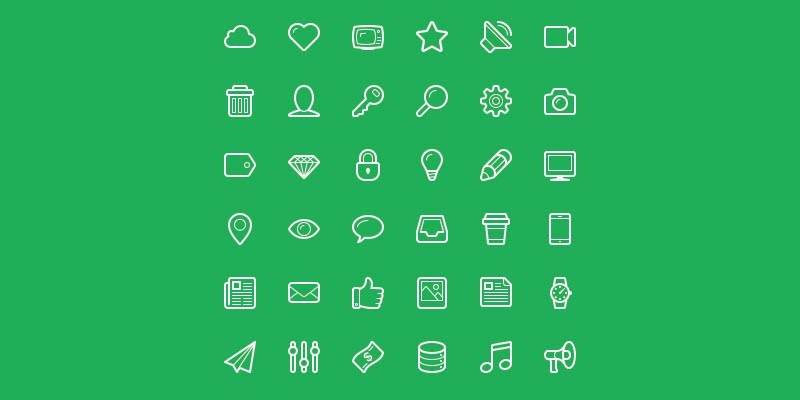 Pro Line Icon Pack