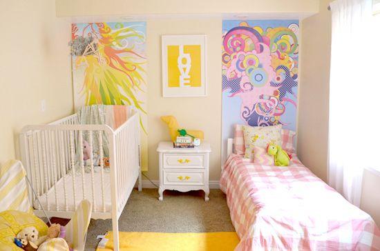 U u deco infantil handmade dormitorios infantiles for Deco dormitorios infantiles