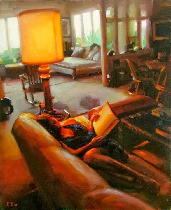 Reading And Art: Carrie Graber
