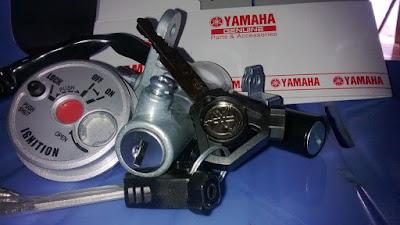 Thay ổ khóa xe máy Yamaha giá bao nhiêu?