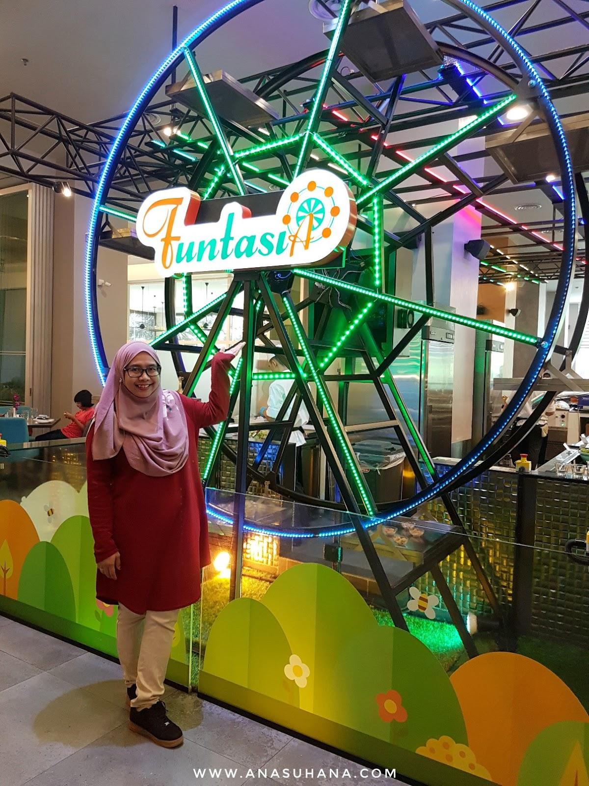Bufet Ramadan Hotel Bangi-Putrajaya