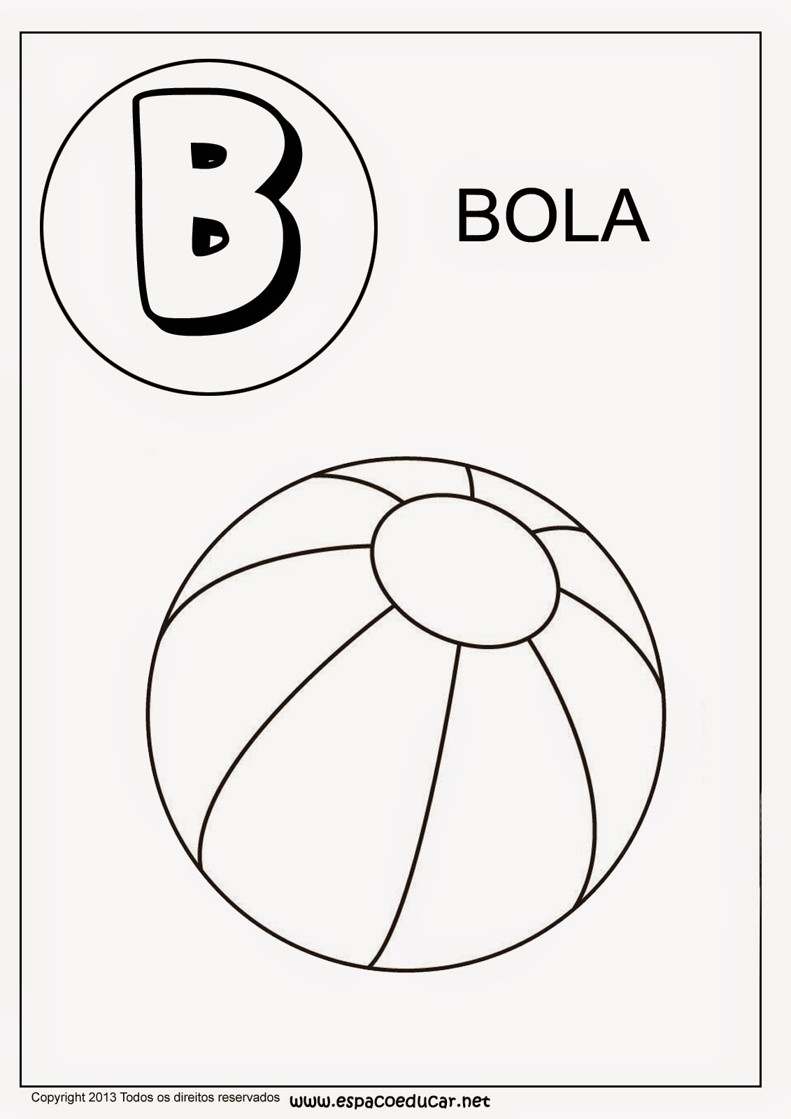 Alfabeto De Colorir Alfabeto Para Colorir Pintar Imprimir Ou