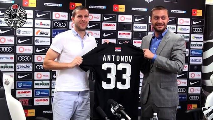 """Antonov konačno u Humskoj: """"Došao sam po trofeje!"""""""