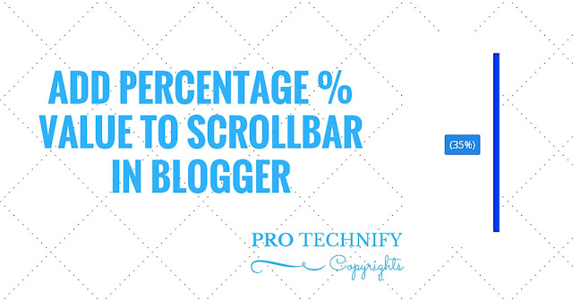 percentage-value-blogger