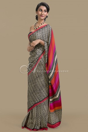 Storage of Silk Saree