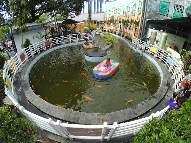 Wisata ke Taman Pintar Yogyakarta