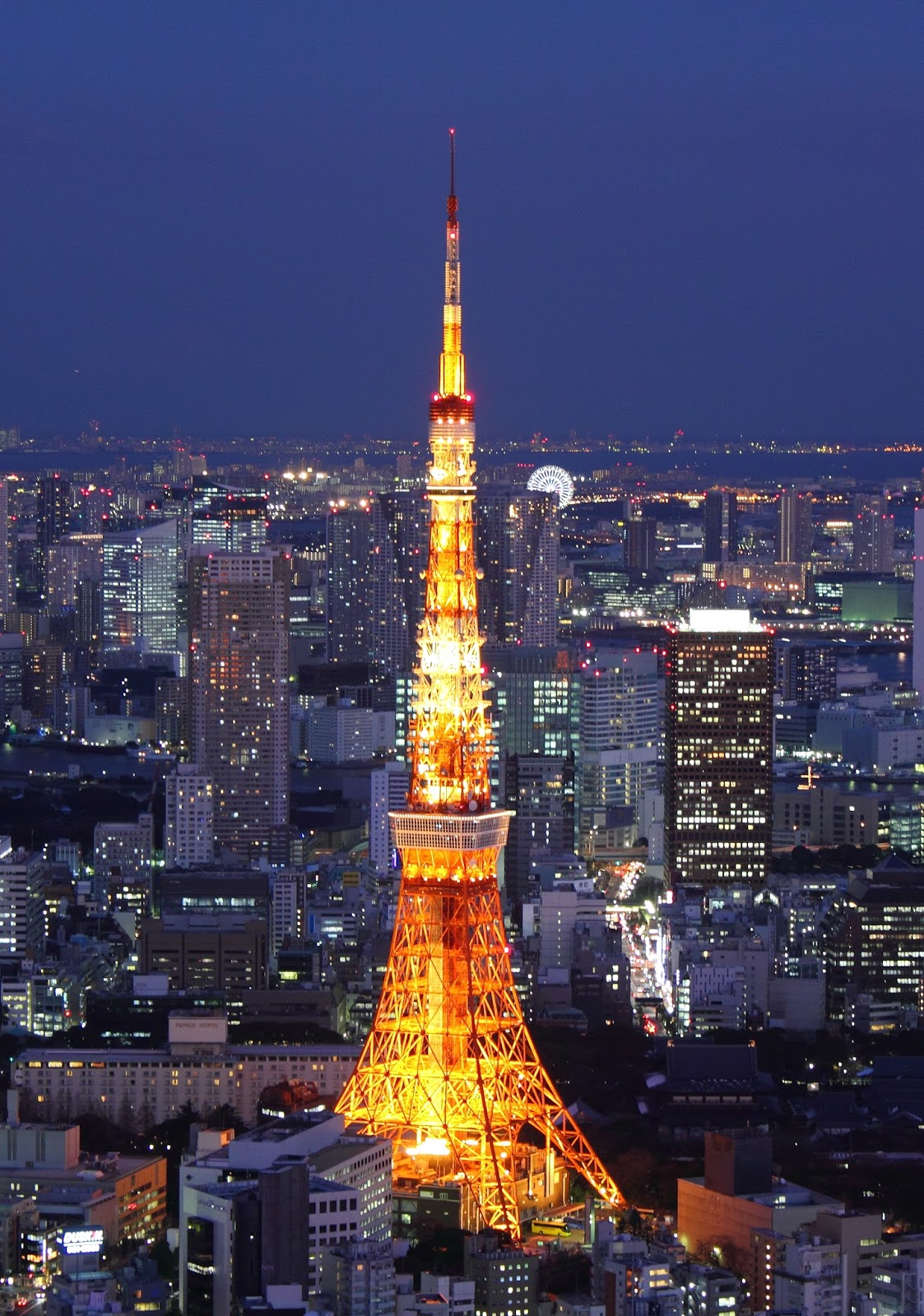 tokyo tower android 4k ultra hd wallpapers free download. Black Bedroom Furniture Sets. Home Design Ideas