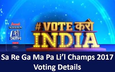 voting details