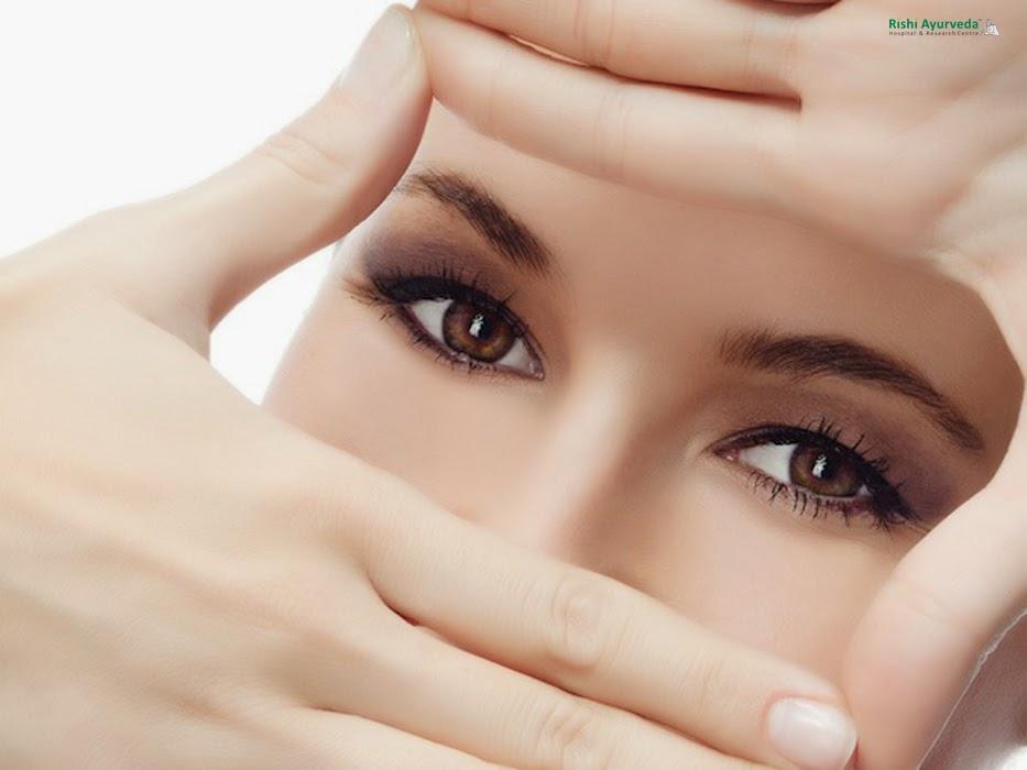 Nak terapi mata?  Nah, tips murah dan mudah....
