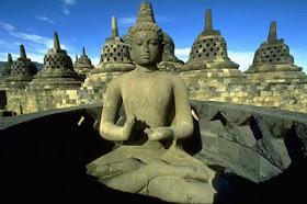 Candi Borobudur Peninggalan Nabi Sulaiman,Benarkah ? [ 1 ]