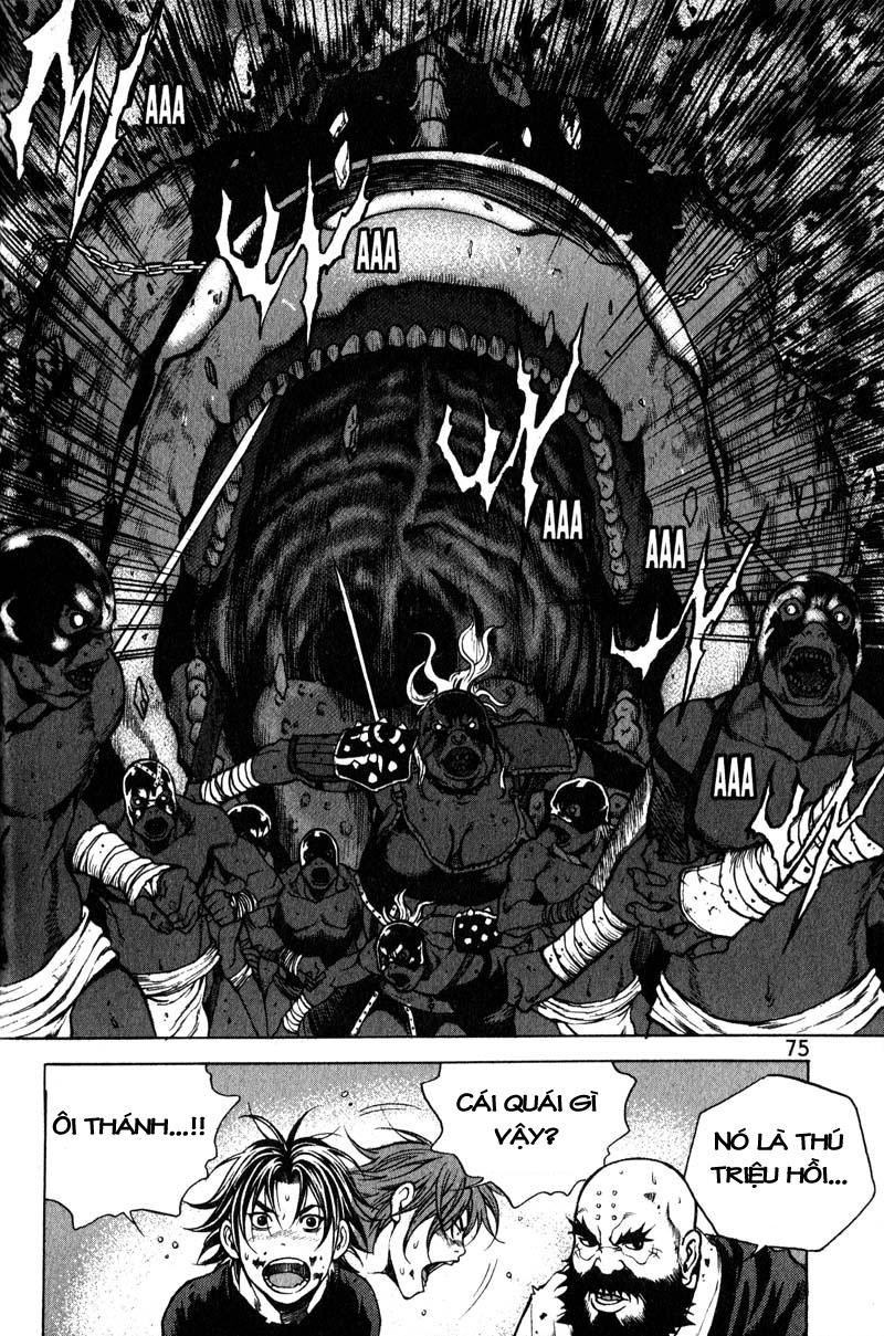 Banya chap 017 trang 6
