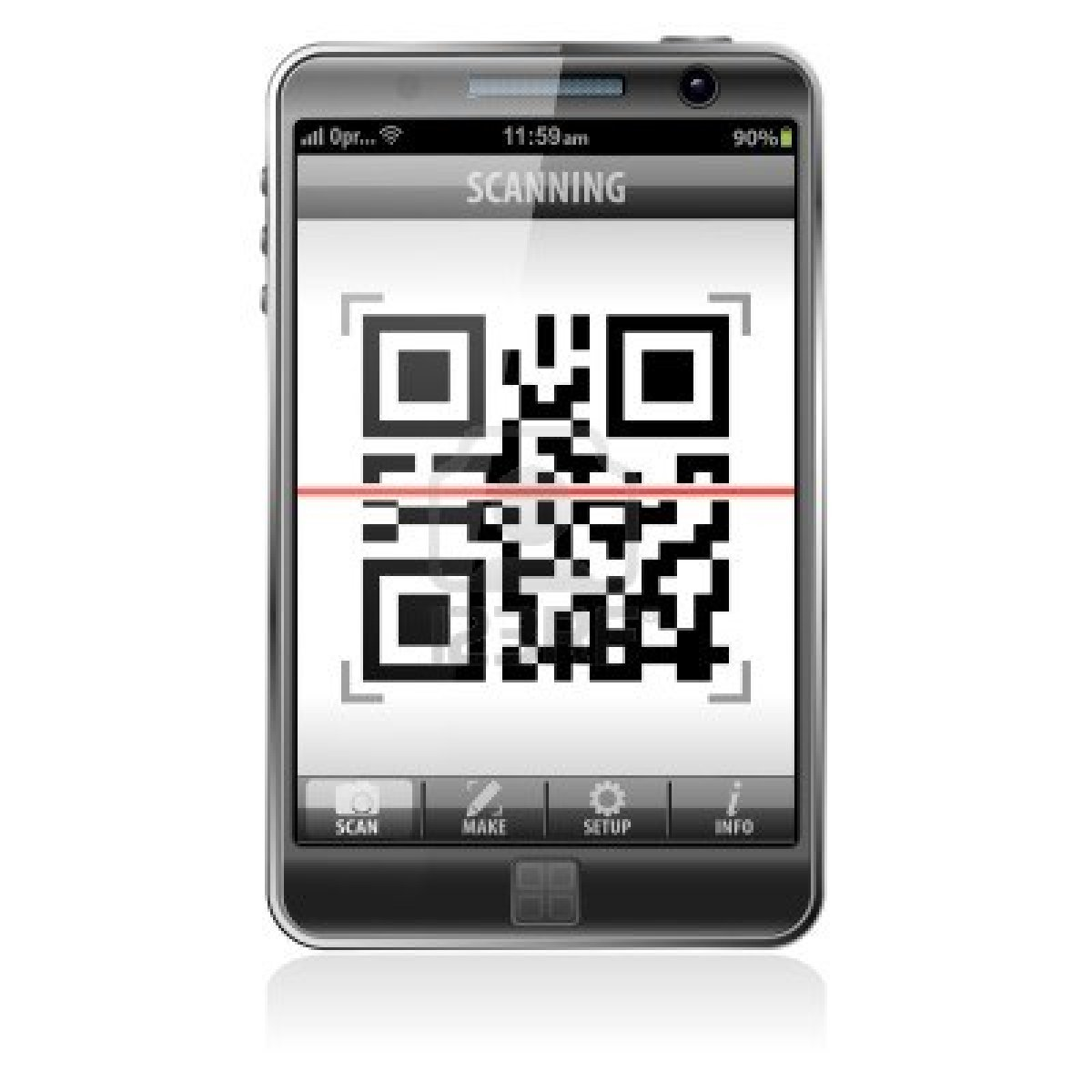 Pm code reader android