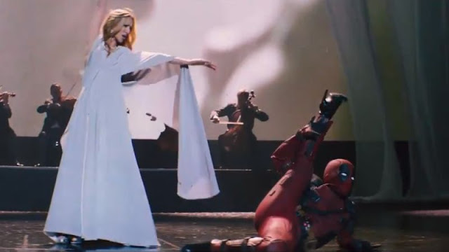 "Céline Dion Unveils Deadpool 2 Video for ""Ashes"""