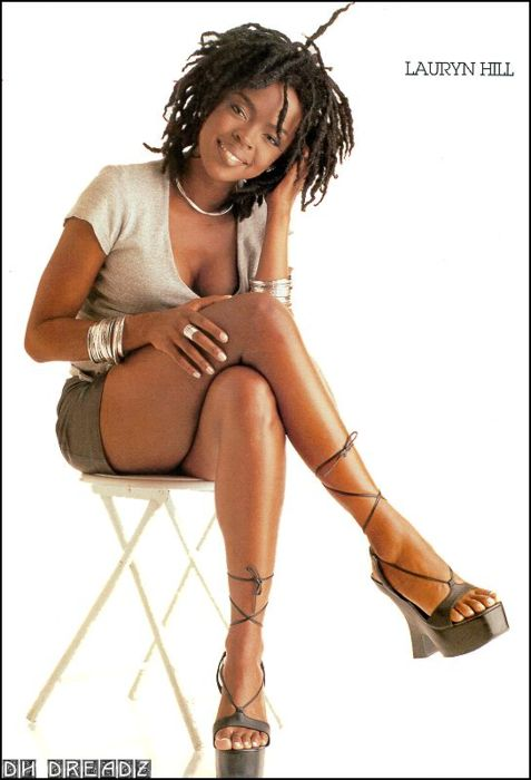 Lauryn Hill Naked 45