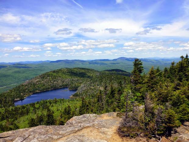 Crane Mountain Adirondacks