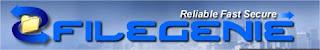 FileGenie File Storage Website