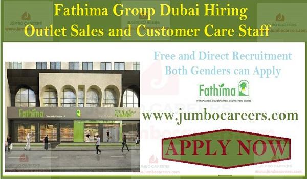 Customer Service Jobs in Dubai, Walk in Interview UAE,