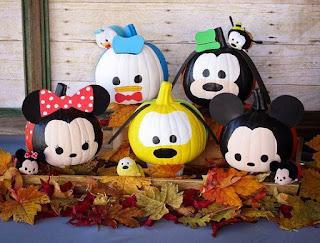 calabaza decorada para niños