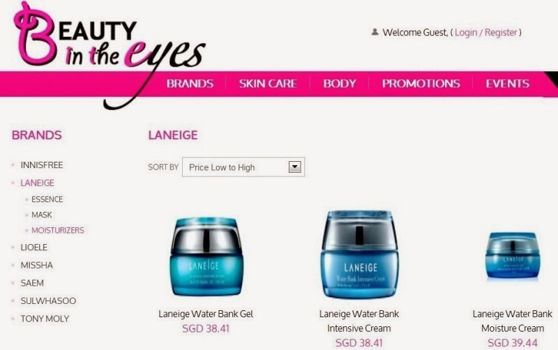 beauty in the eyes korean online shopping