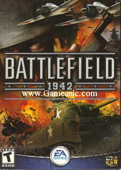Battlefield 1942 Game Cover