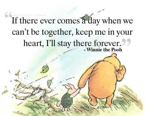Winnie The Pooh Quotes: Happy Birthday Winnie The Pooh Quotes. QuotesGram