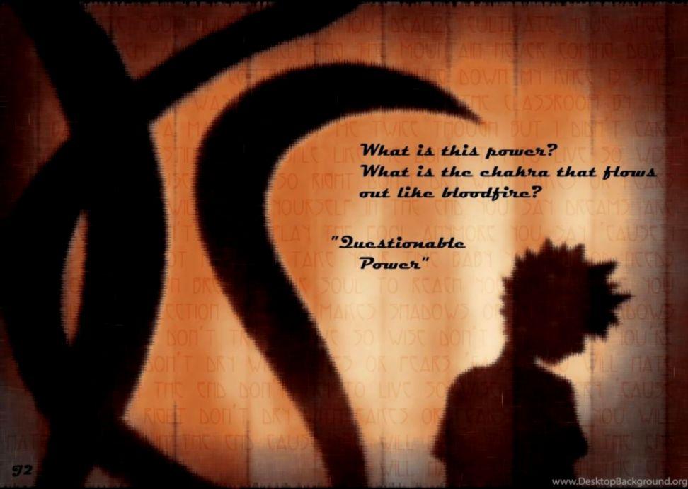 Naruto Quotes Hd Wallpapers