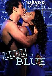 Illegal in Blue (1995) Dual Audio Full Movie HDTVRip 720p
