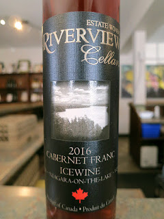 Riverview Cabernet Franc Icewine 2016 (91+ pts)