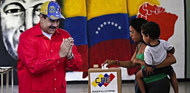 Venezuela: ¿colapso antes o después de la farsa electoral del 20 de mayo?