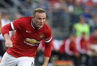 Manchester United vs Anderlecht: Rooney Sudah Bisa Dimainkan