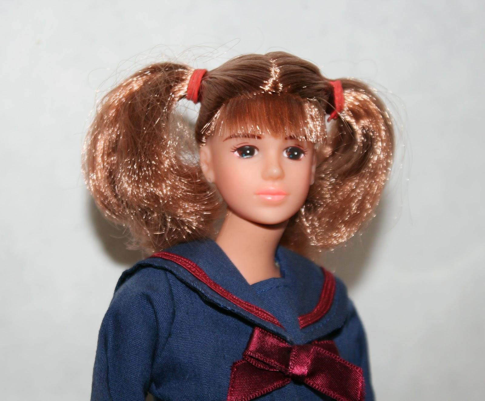 Boys Look Barbie Dolls
