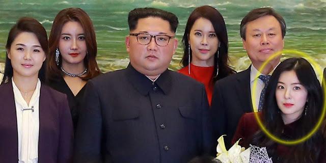 Begini Respon Irene Red Velvet Saat Tahu Kim Jong Un Ngefans Padanya