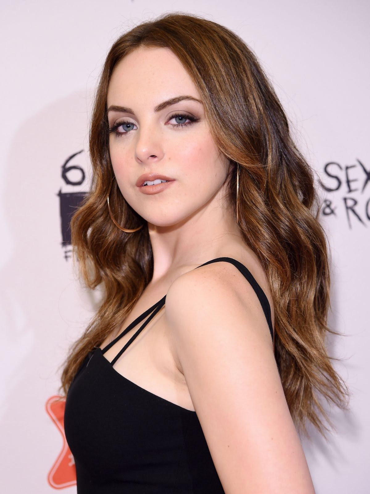 Elizabeth Gillies at Sex Drugs Rock Roll Season 2 Premiere