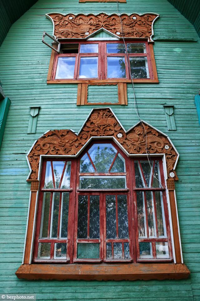 дом с русалками гороховец