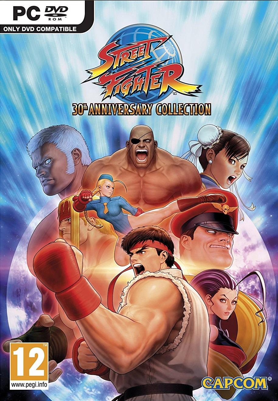 Descargar Street Fighter 30th Anniversary CollectionESPAÑOL MEGA