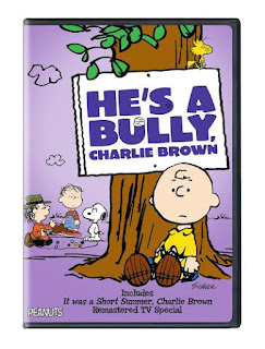 Enter the He's A Bully Charlie Brown DVD Giveaway. Ends 10/20