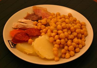 Cocido madrileño en olla rapida 05