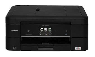 Brother MFC-J885DW Wireless Printer Setup