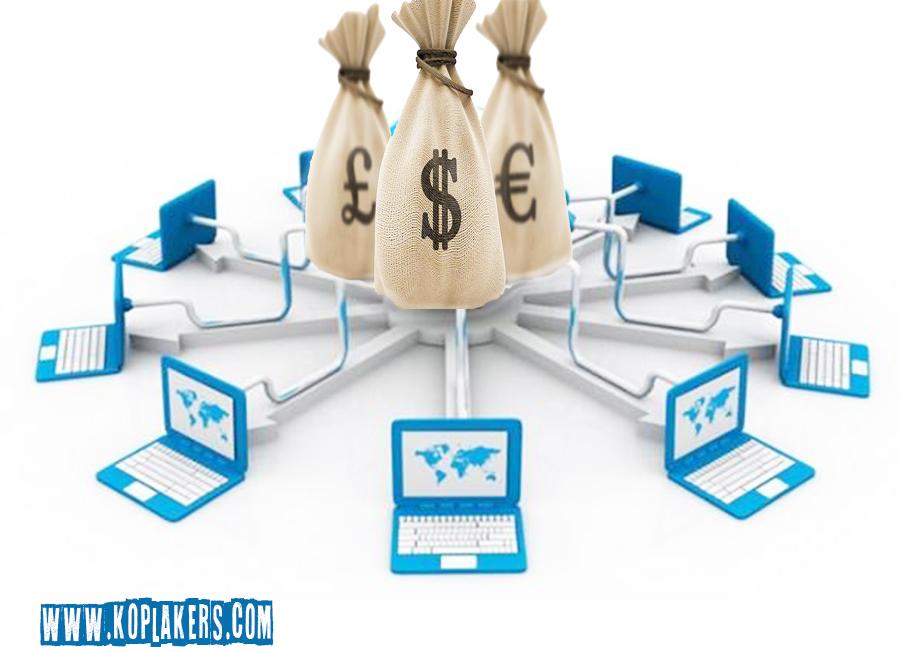 Cara mendapatkan uang dari internet terbaru