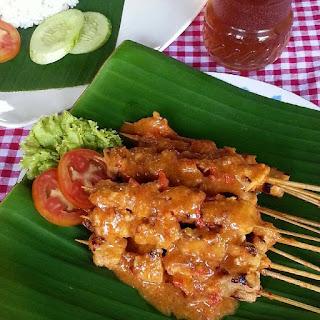 Ide Resep Masak Sate Ayam Srepeh