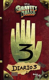 Gravity Falls Diario 3
