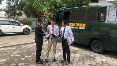 Sidang Lanjutan Perseteruan PT. OAO Melawan PT. BRI Cabang Denpasar