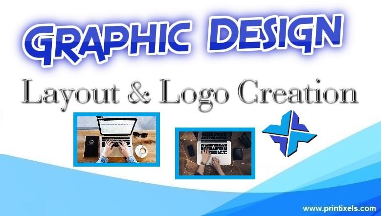 Graphic Design, Layout, Logo Creation