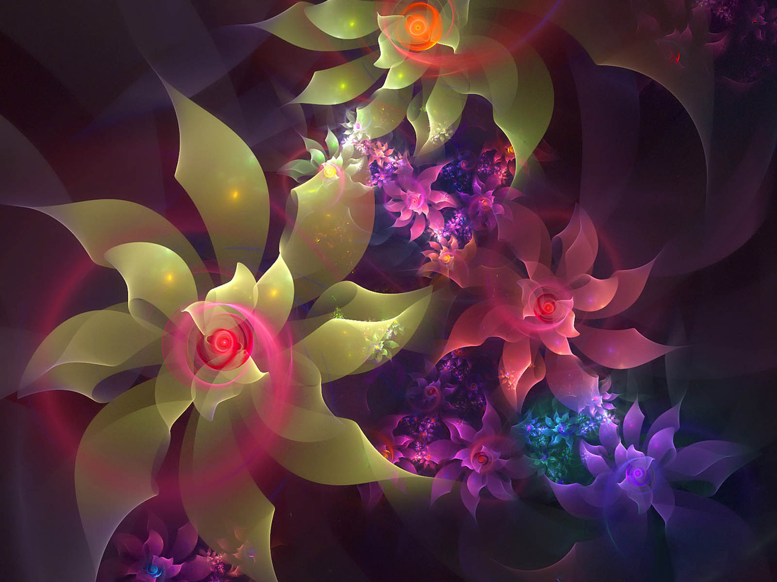 art flowers background wallpaper - photo #27