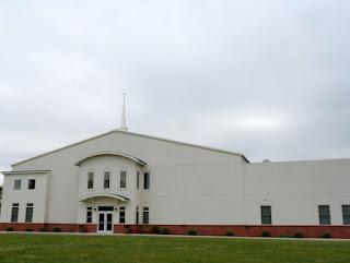 Resurrection Baptist Church, Silver Spring Maryland
