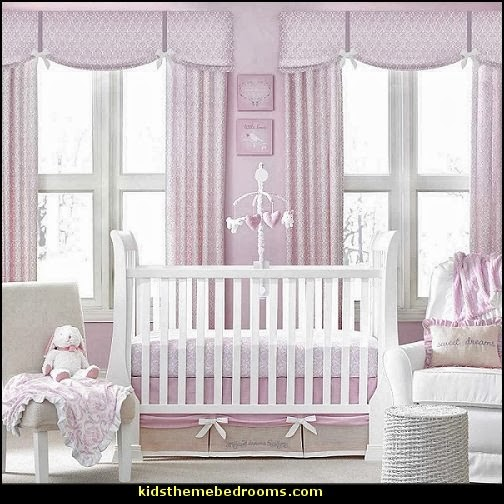 baby bedrooms - nursery decorating ideas - girls nursery - boys nursery - baby bedding - themed baby bedrooms - theme ideas for baby nursery - baby rooms - baby bedroom theme ideas - themed nursery decorating ideas