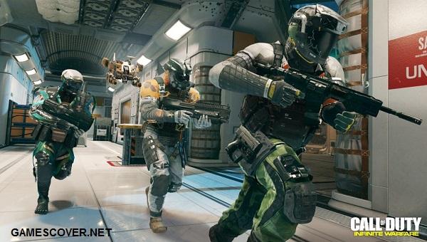 Call of Duty: Infinite Warfare Review