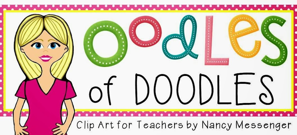 Oodles of Doodles by Nancy