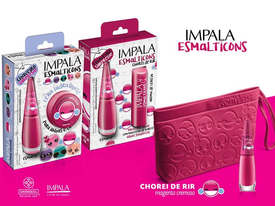 Esmalte Chorei de Rir :: Impala - Esmalticons - Resenha